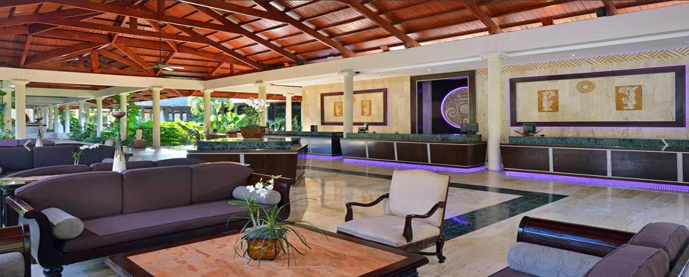 Paradisus Punta Cana Lobby