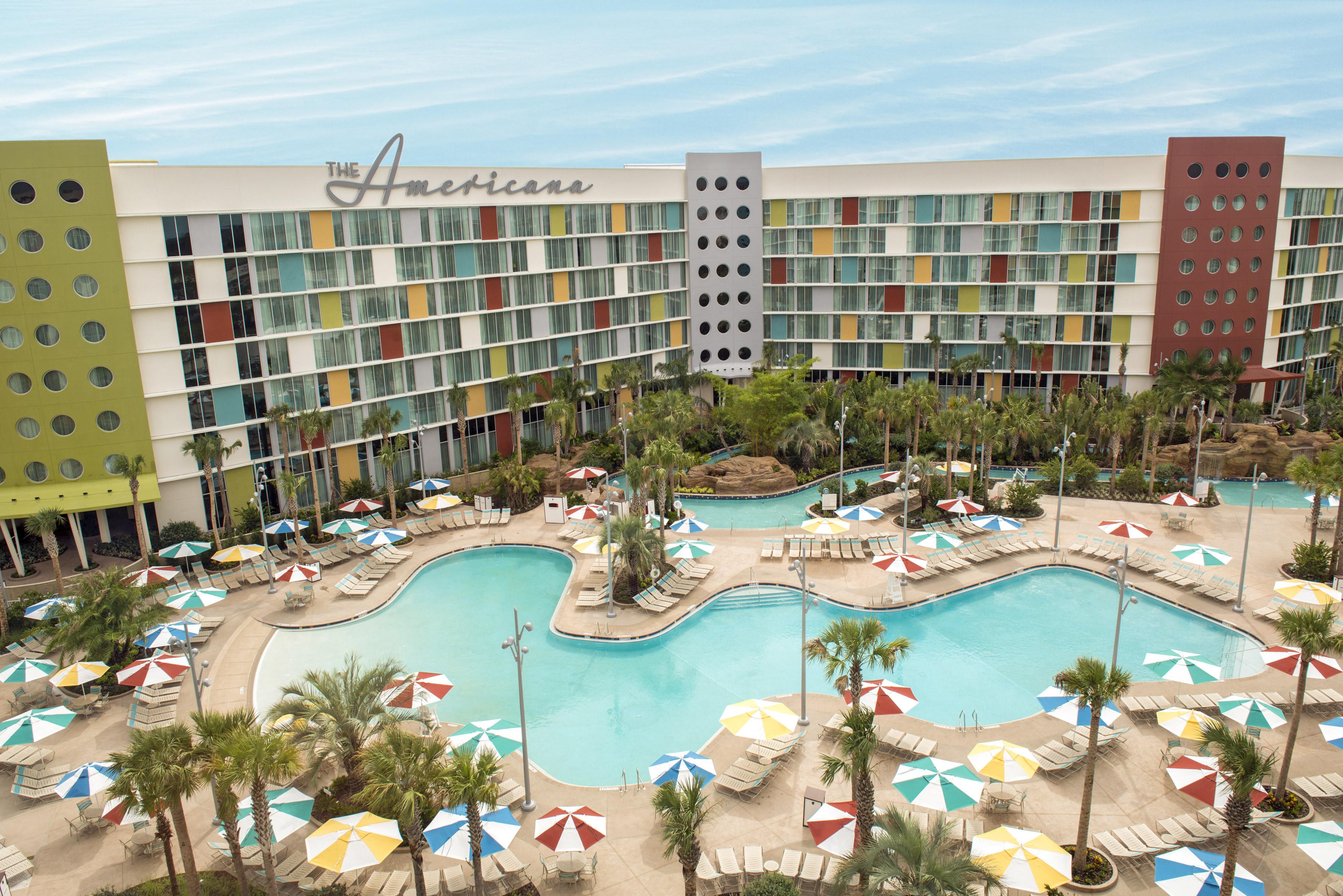 Universals Orlando Cabana Bay