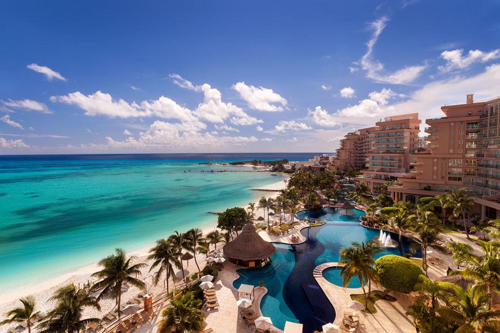 Grand Fiesta Americana Cancun Exterior