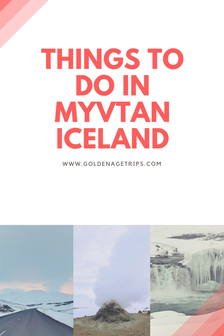 Things to do in Myvatn and Northern Iceland. With special tips for a Winter Trip to Iceland in March.