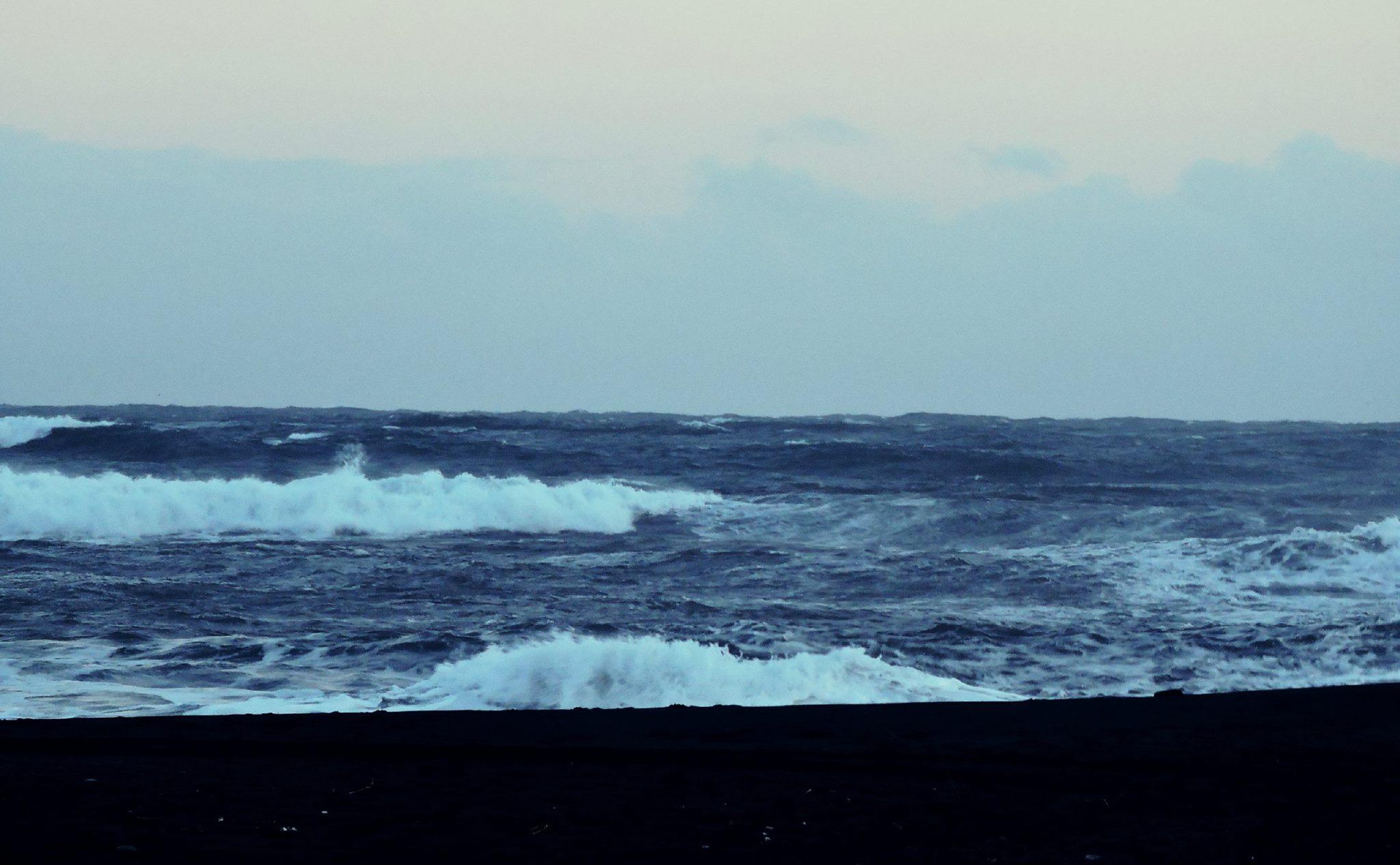 Black Beach Iceland Vik