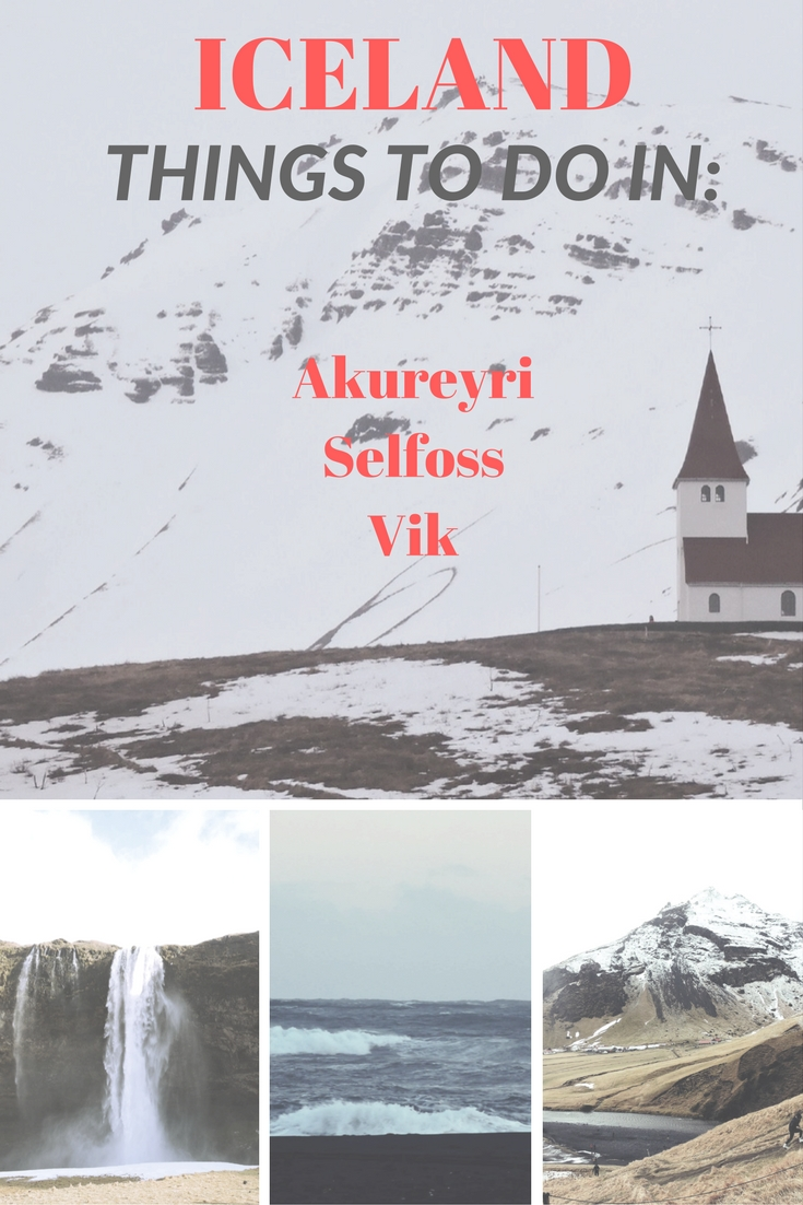 Here we cover where to stay and what to do in Akureyri, Selfoss, and Vik. Also, recommendations on where to eat in Reykjavik.