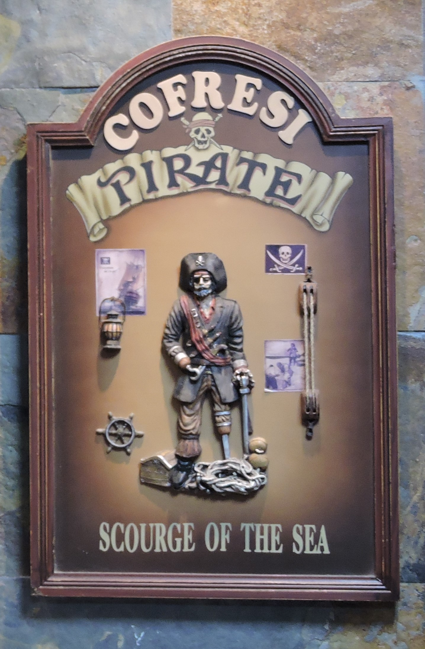 Cofresi Pirate