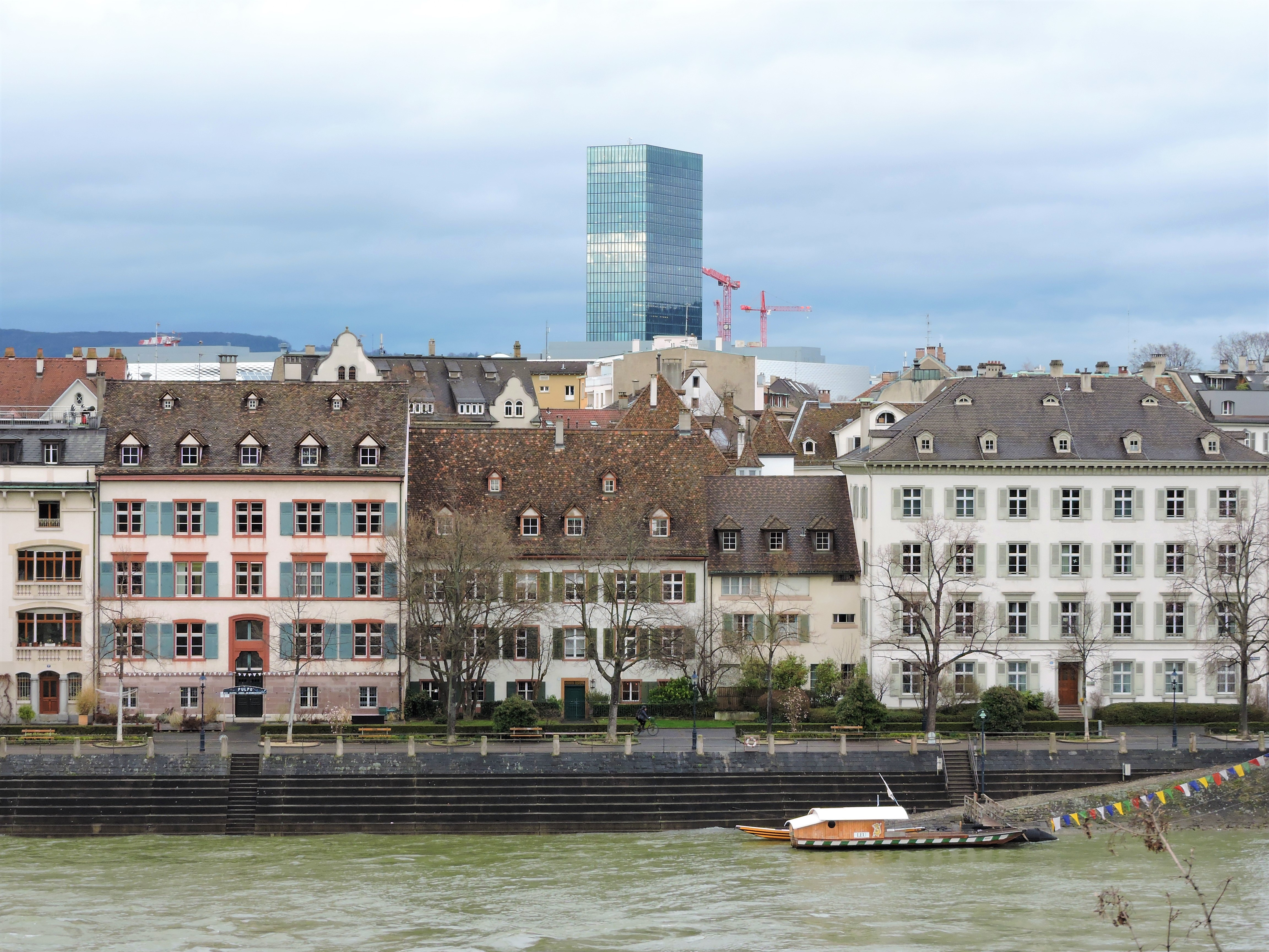 The New and Old Basel