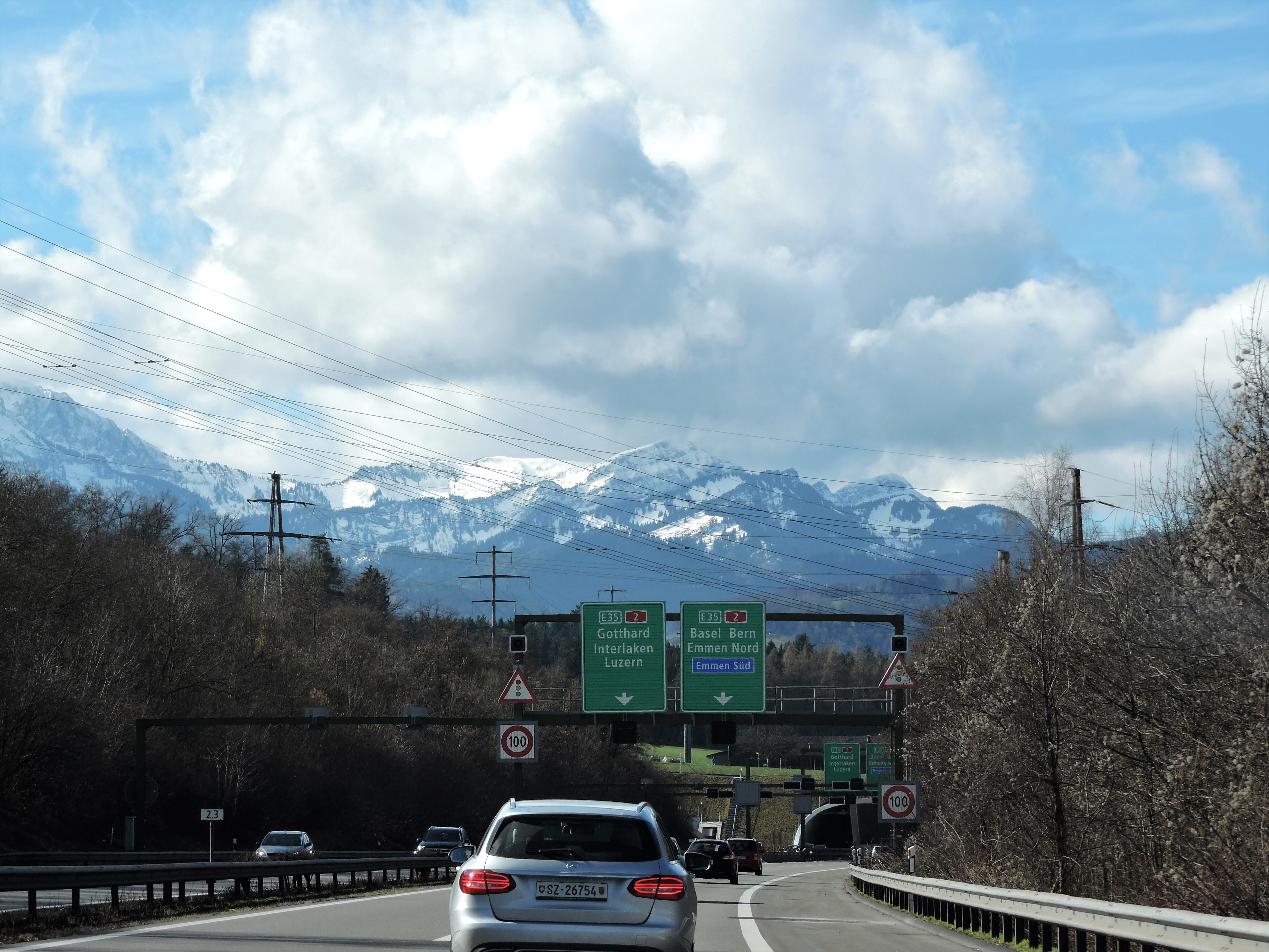 Zurich to Lucerne