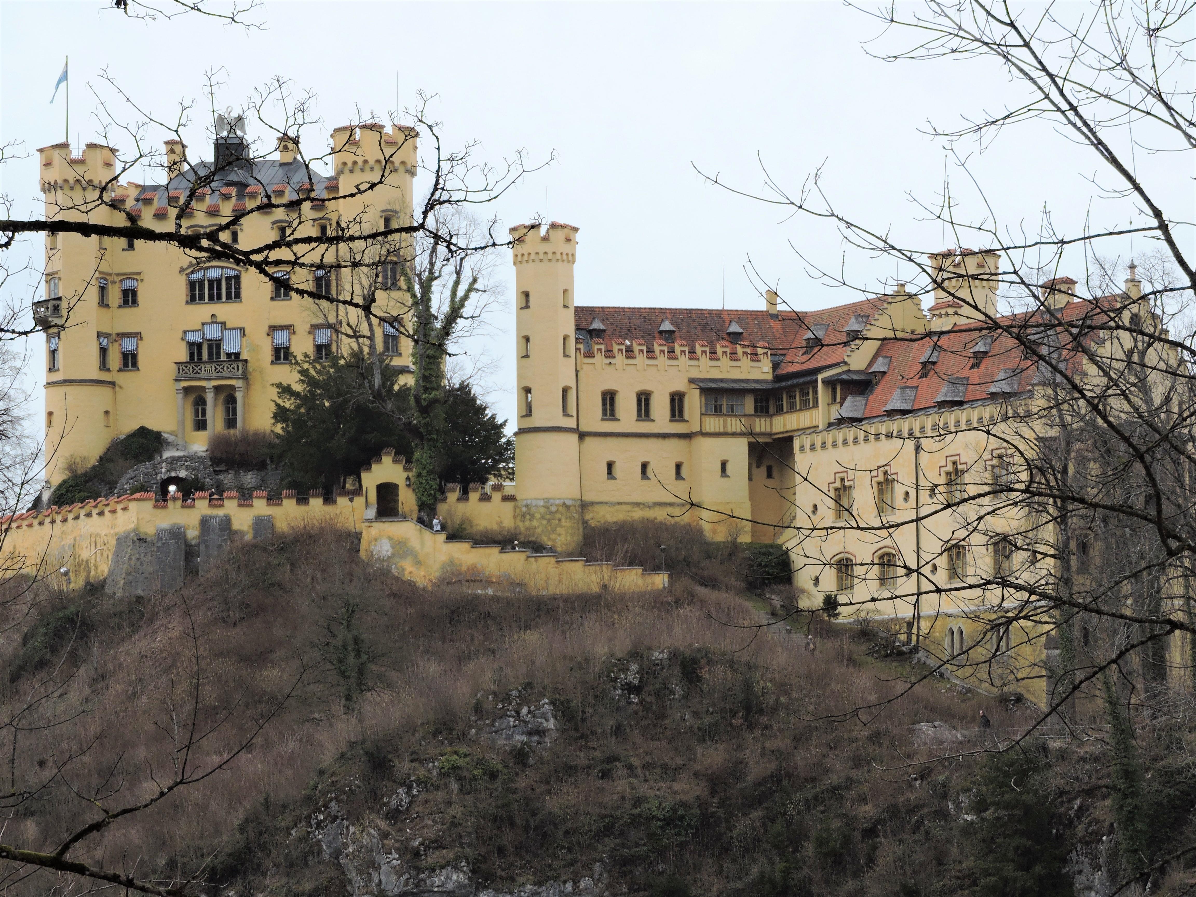 Hohenscwangau Bavaria