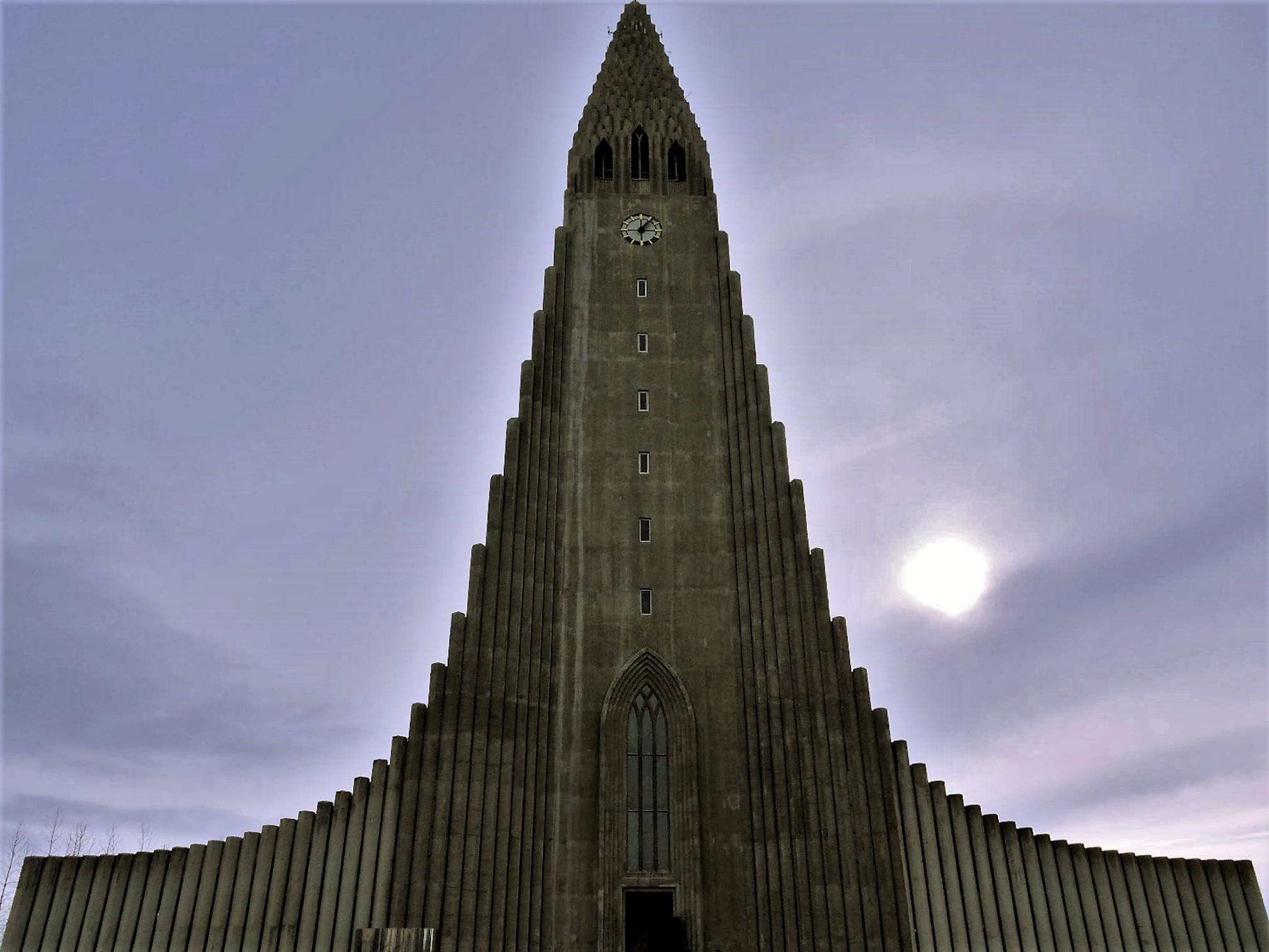 Iceland In March - Hallgrímskirkja