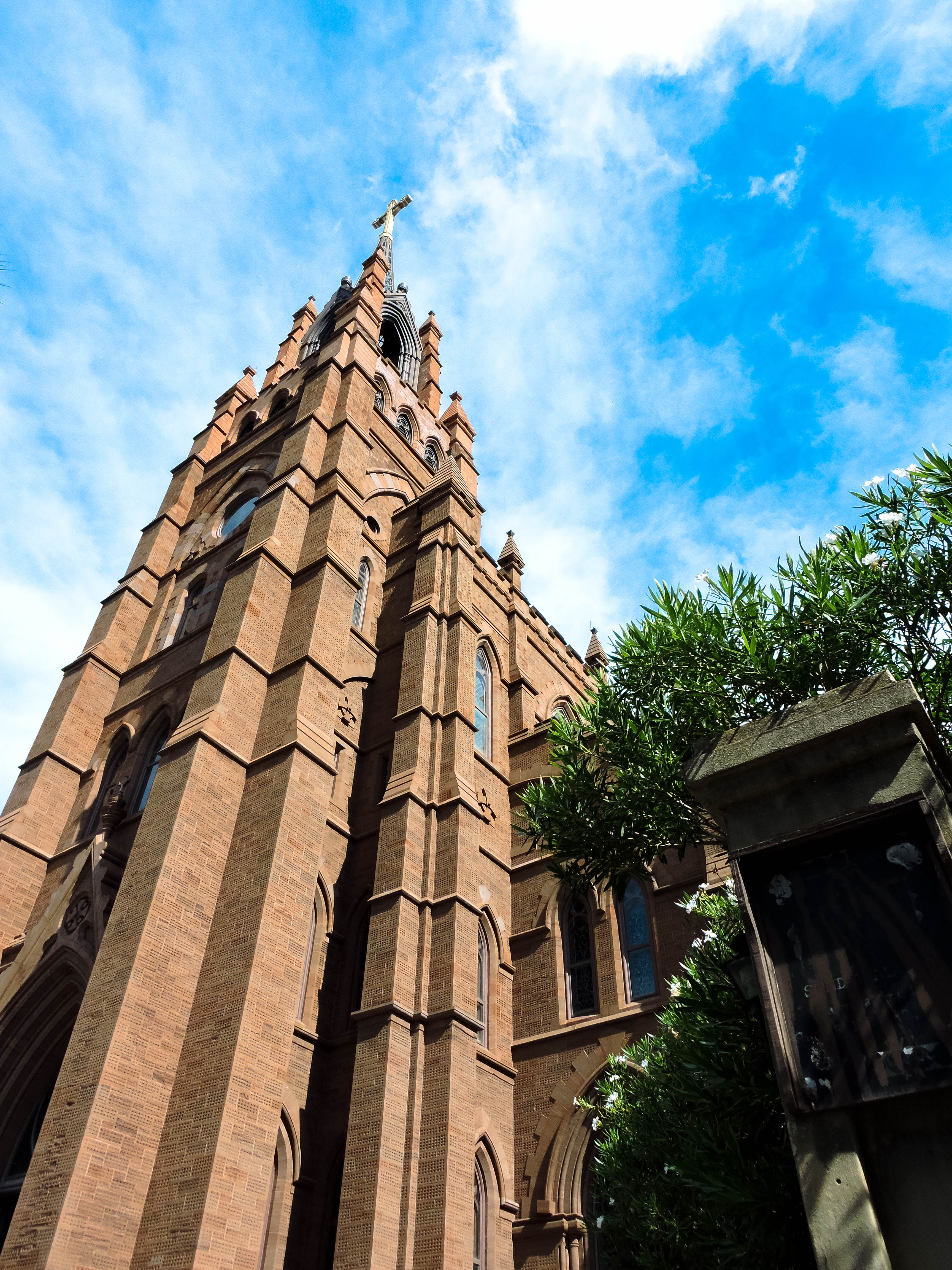 Cathedral of St. John the Baptist Charleston South Carolina