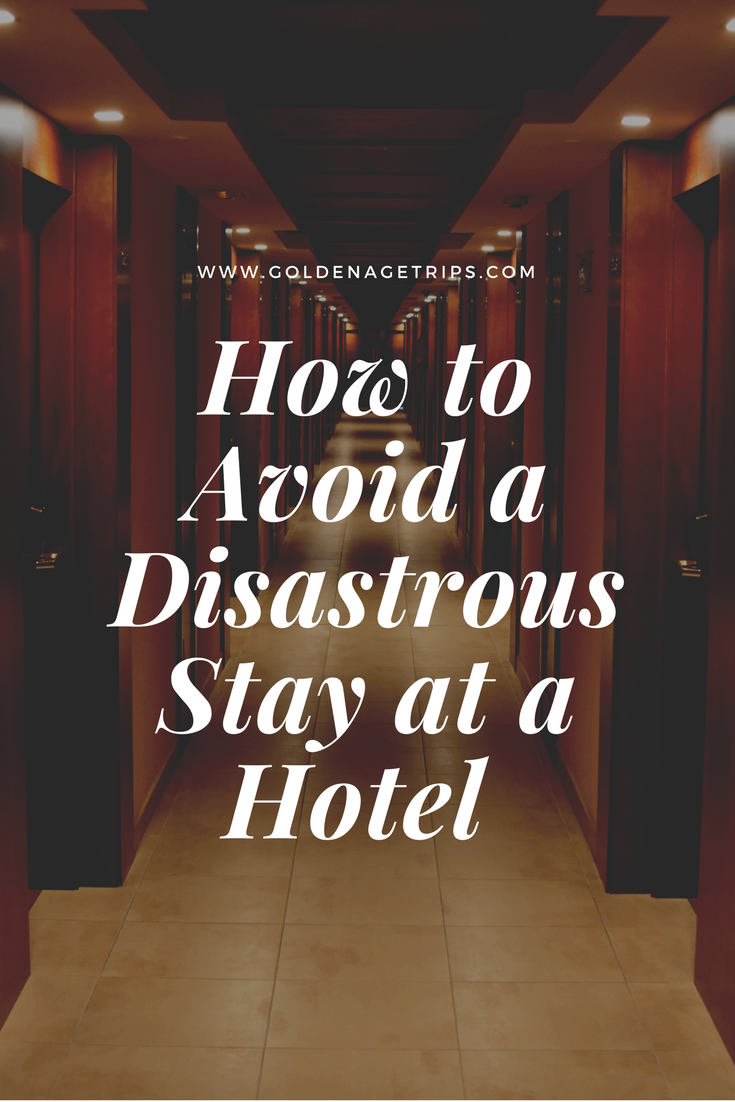 Choosing a hotel for your vacations is a crucial part of planning your trip. Keep reading to find out how to avoid a disastrous stay at a hotel.
