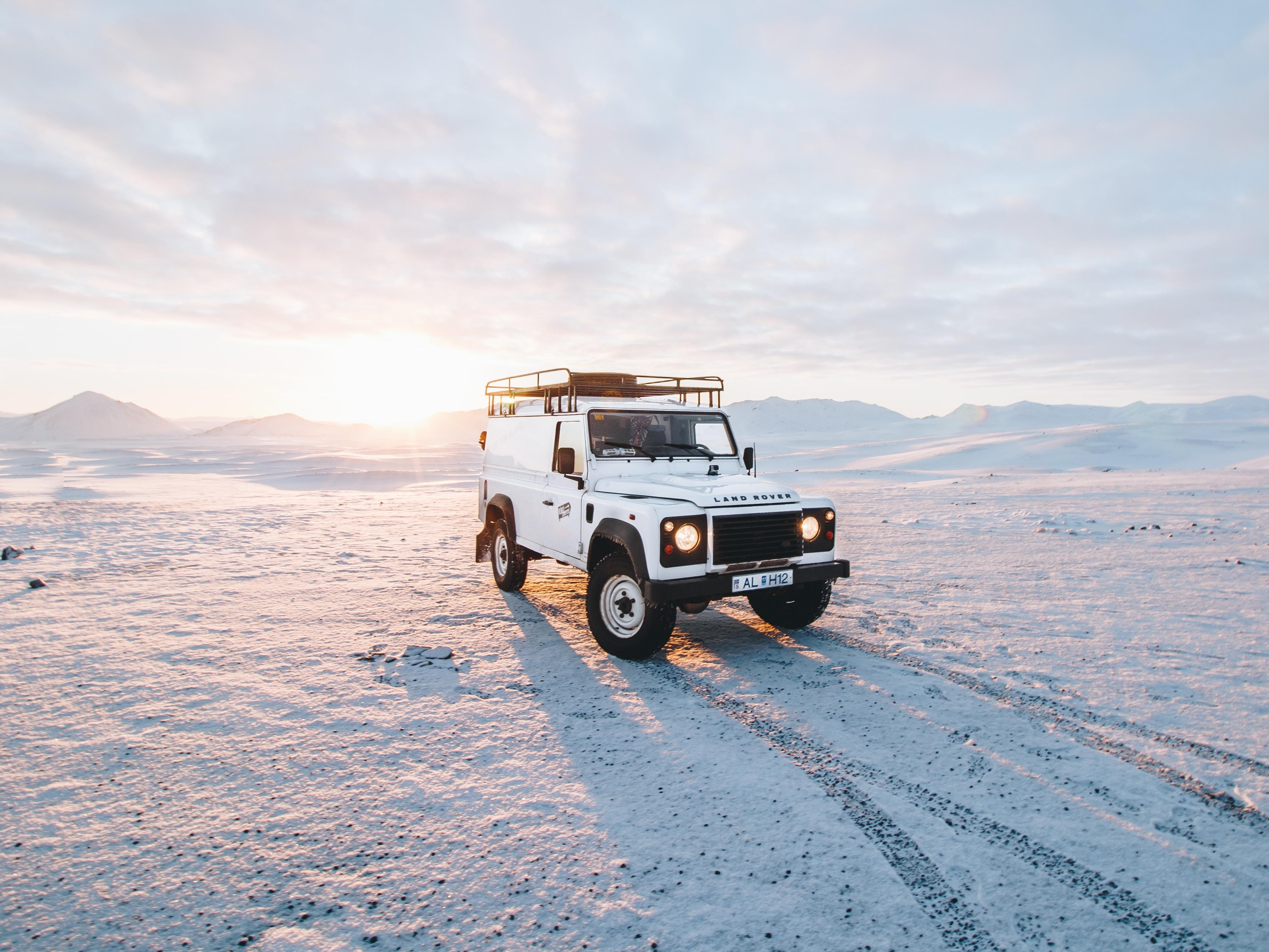 car rental winter