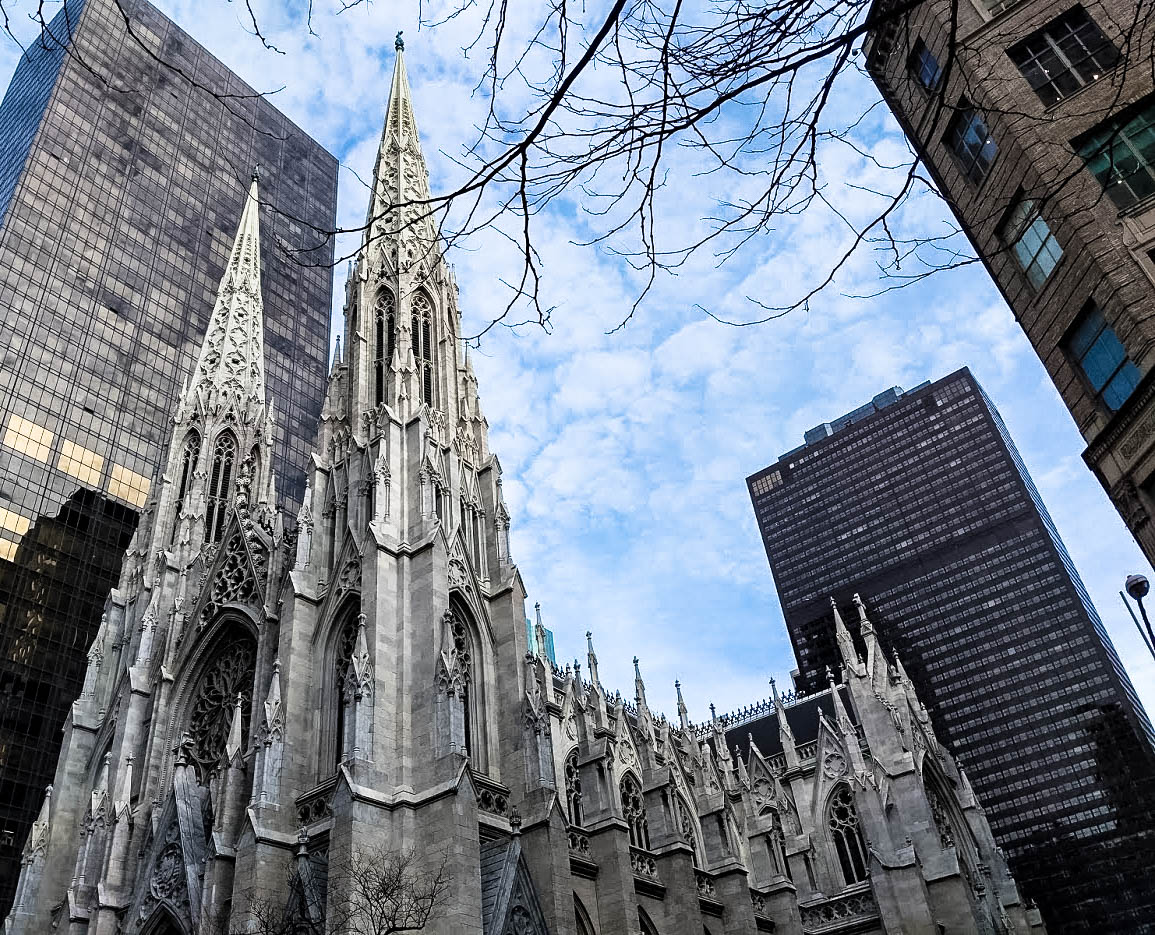New York City St. Patrick's Cathedral