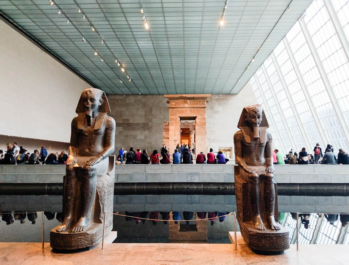 The Met Collection of Egyptian Art