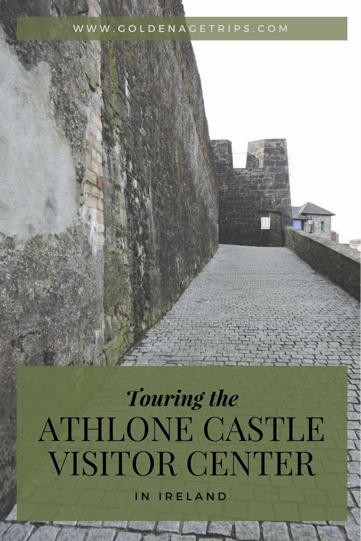 For many people, Ireland is synonym with castles. During my trip in March 2018, I made a stop at the Athlone Castle Visitor Center in Ireland since we were spending the night in Athlone (County Westmeath). Keep reading to learn more about what to expect during your visit, including how to get there. #athlone #castle #ireland #athlonecastle