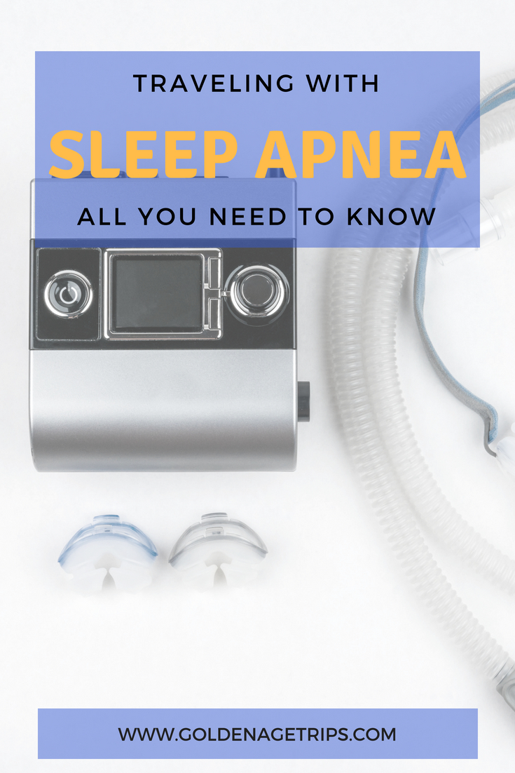 With an estimated 22 million Americans suffering from sleep apnea, you are not alone. Find out how traveling with sleep apnea it is still possible if you plan ahead and choose the right equipment.