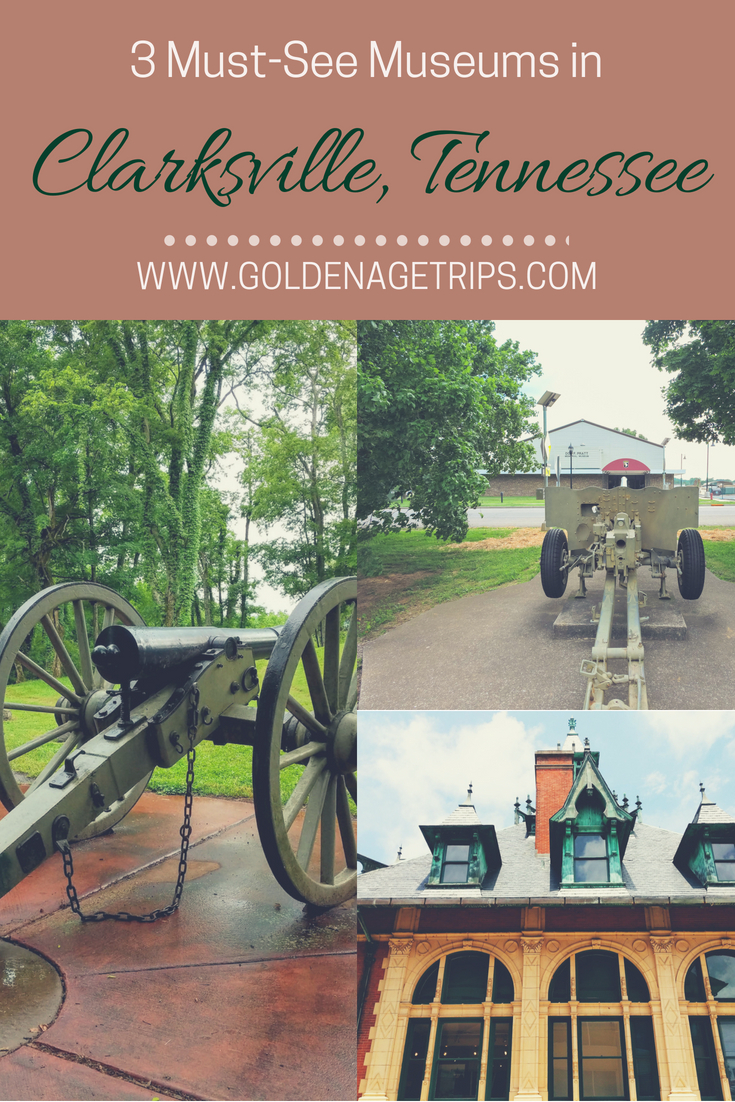 If you are looking at what to do in Clarksville, Tennessee,consider visiting the following museums. These 3 Must-See Museums are family-friendly, and you will learn, have fun, and enjoy some of the best views of the city. #clarksville #tennessee #museums