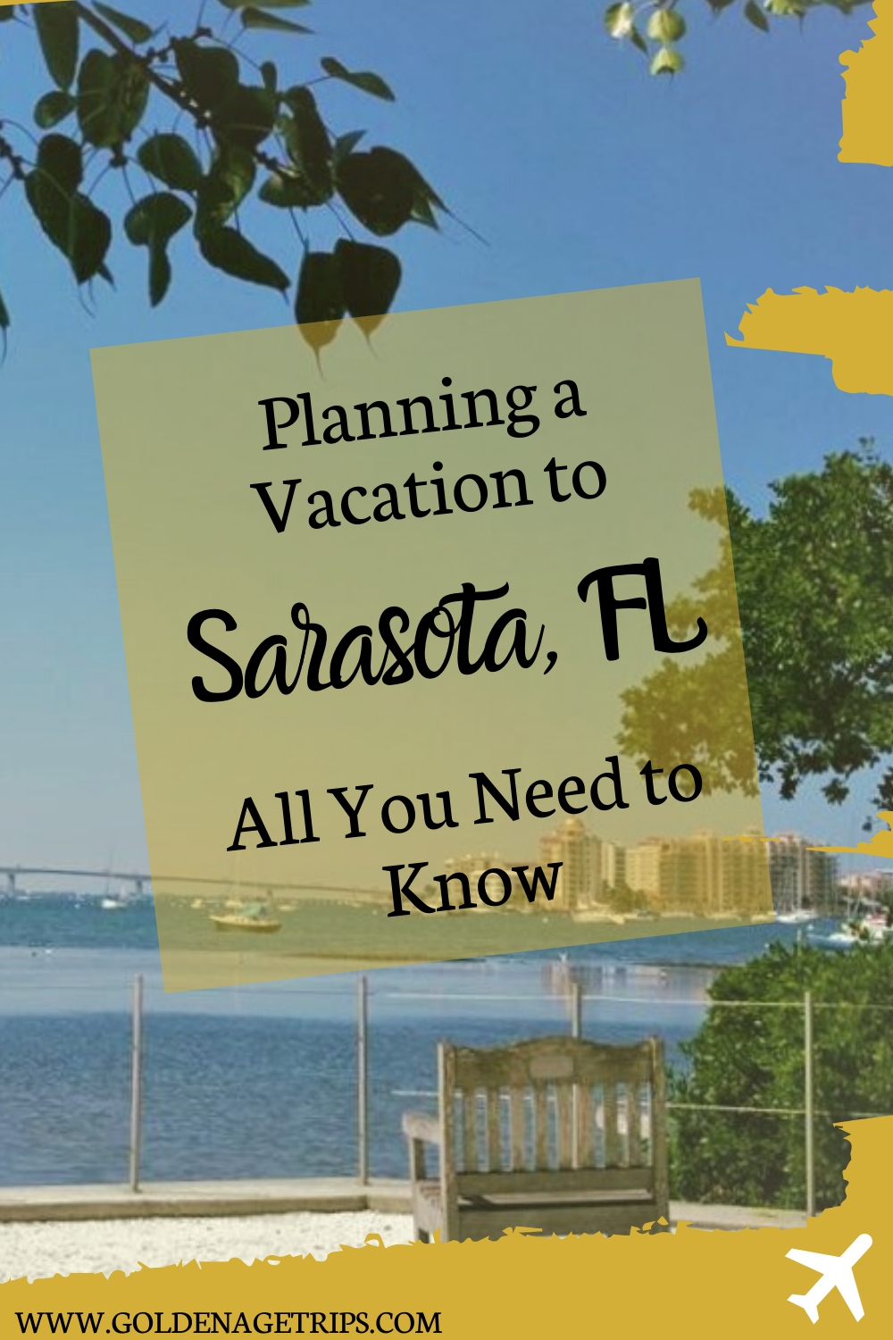 If you're planning a vacation to Sarasota, FL here's a guide that'll help you make the most of your vacation. Where to stay, what to do, where to eat & more. #sarasota #florida
