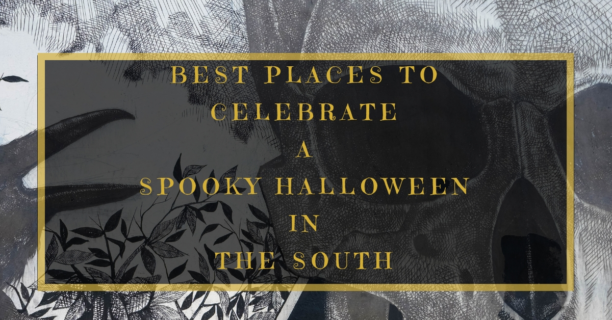 Best Places to Celebrate a Spooky Halloween in the South