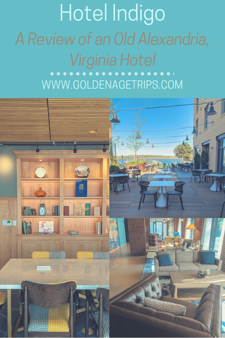 Hotel Indigo in Old Town Alexandria meet business and leisure requirements alike. Keep reading to find out why Hotel Indigo in Old Town Alexandria is one of the best accommodationoptions in Old Town Alexandria, VA. #hotelindigo #hotelreview #virginia #oldtownalexandria #alexandria
