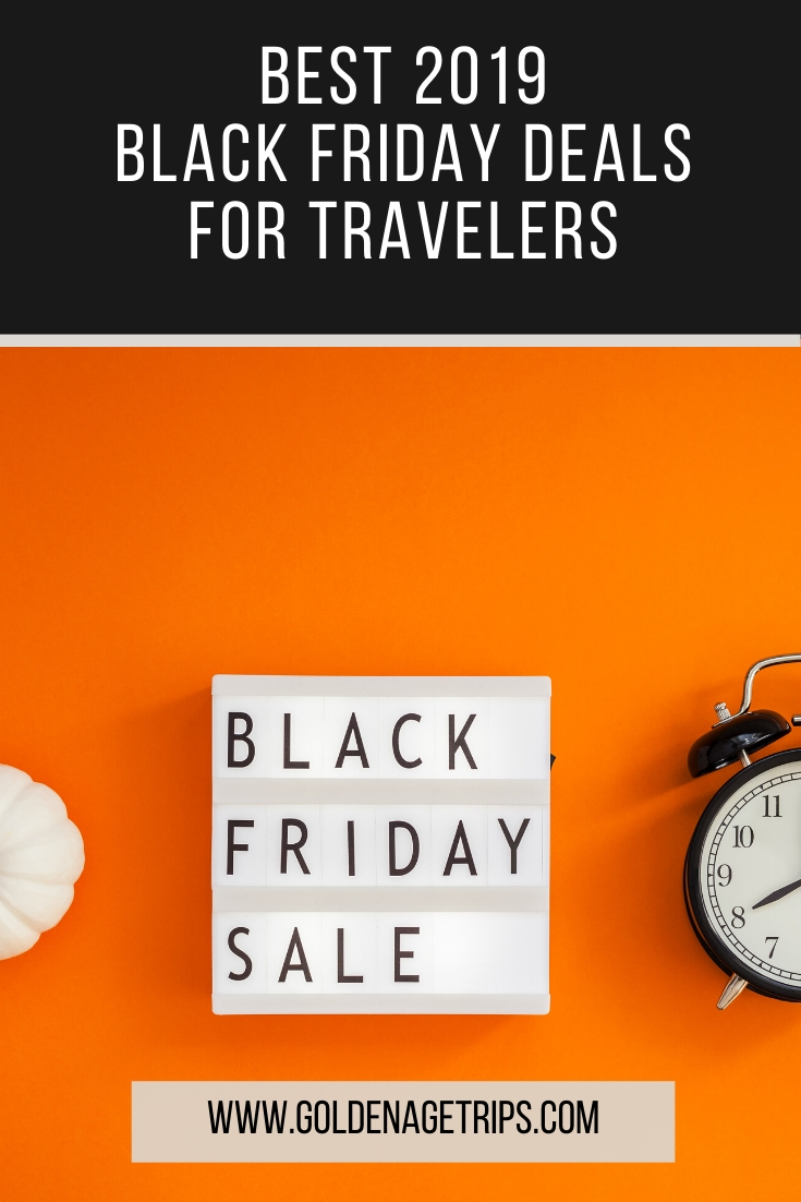 Looking for the Best 2019 Black Friday Deals for Travelers? You have come to the right place. Hand picked, and continuously updated. Cameras, luggage & more.