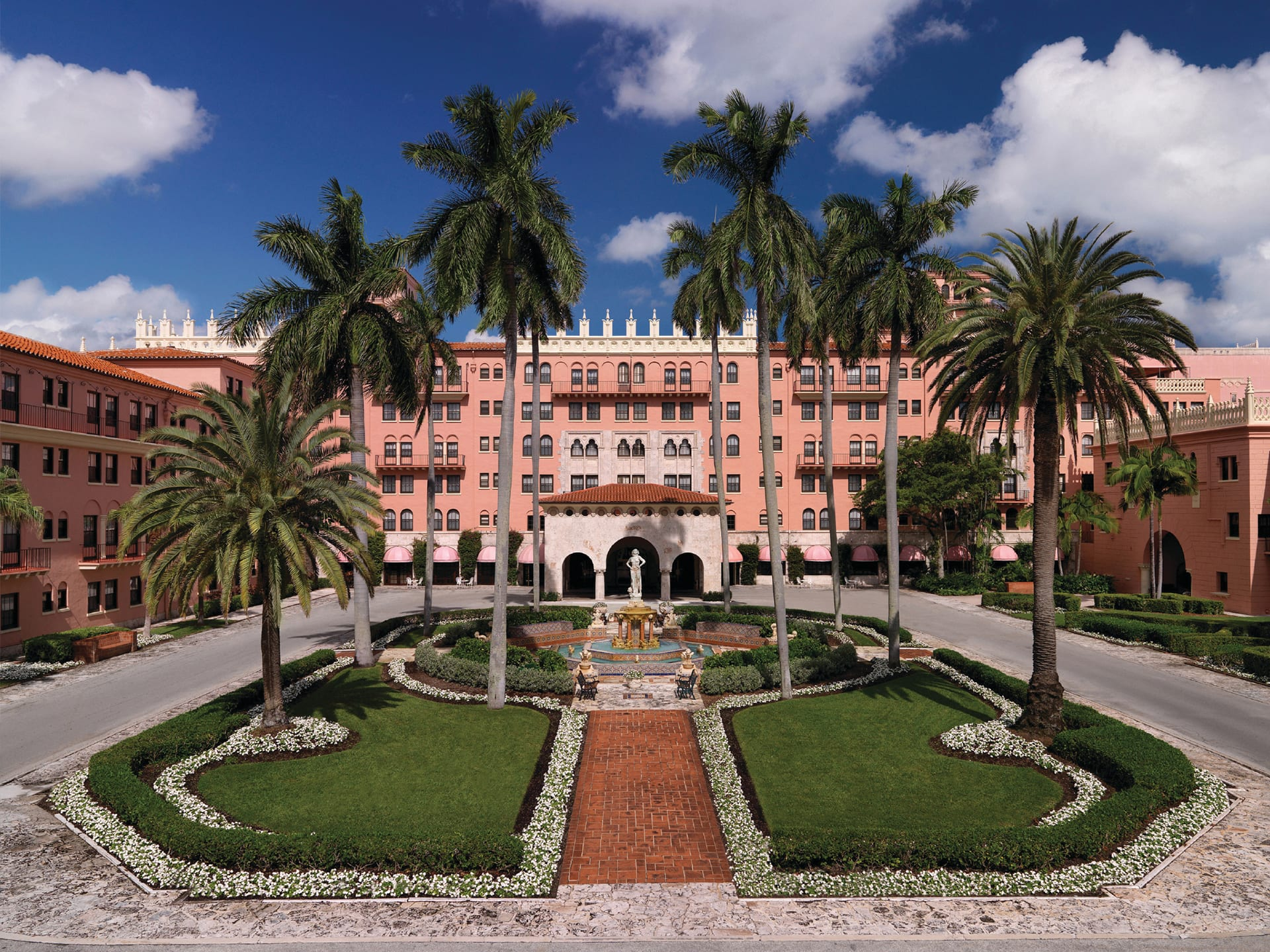 Boca Raton Resort Romantic Hotel Florida