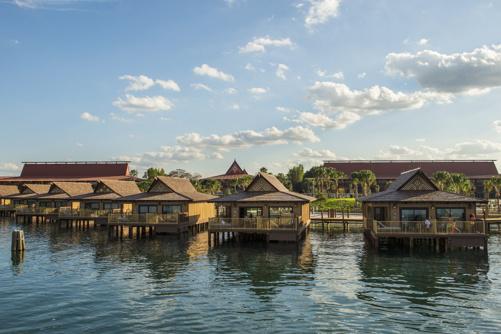 Disneys Polynesian Villas and Bungalows