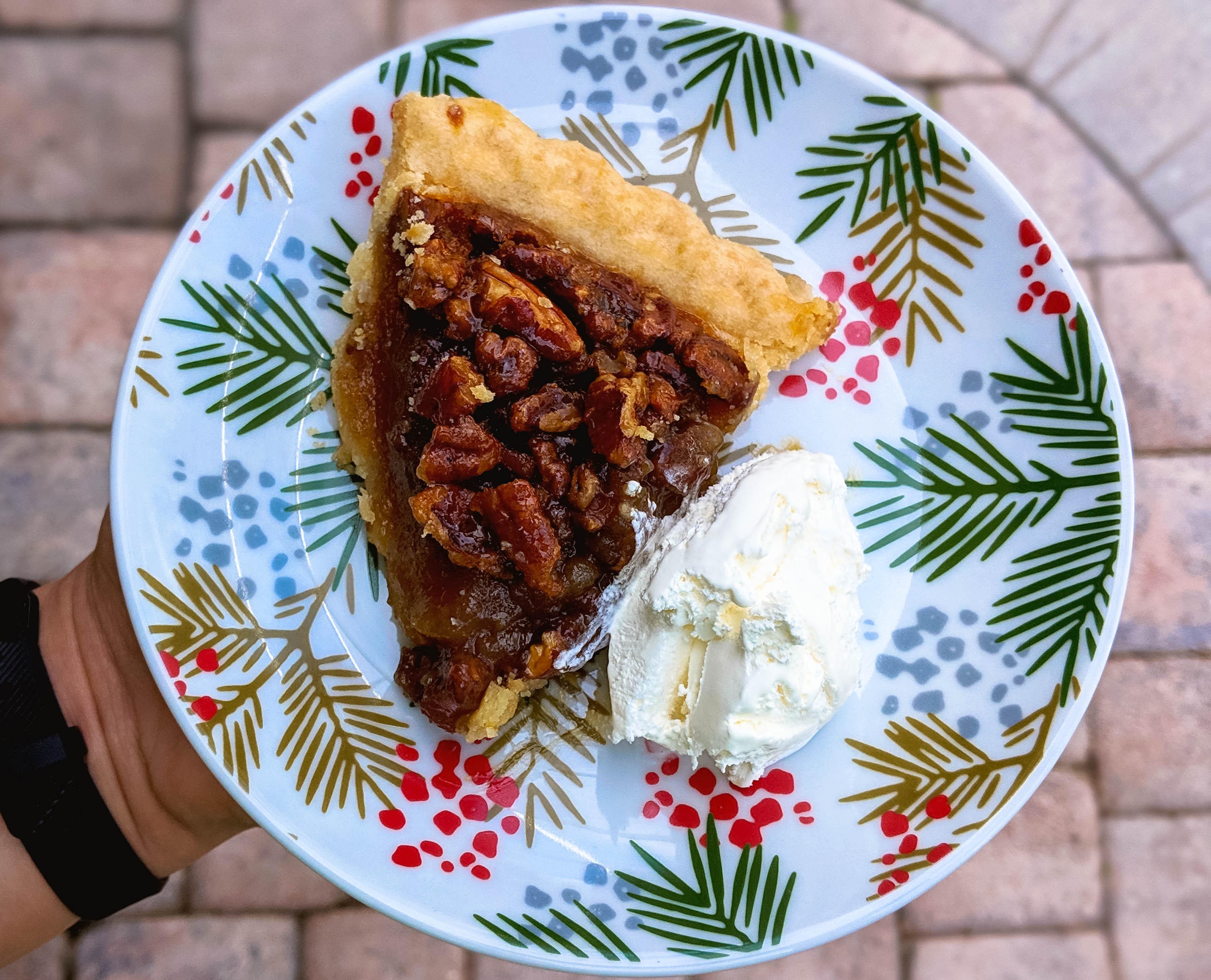 Yoder's Pecan Pie Sarasota Florida