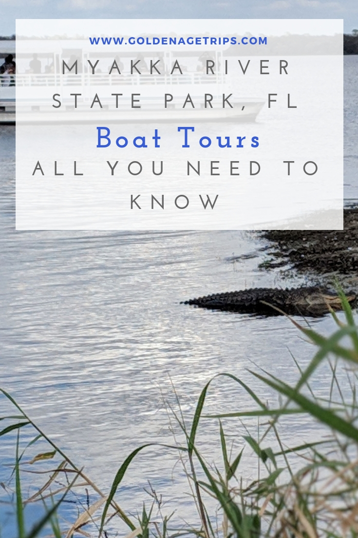 If you're looking for information about the Myakka River State Park Boat Tours you have come to the right place. Here you will find out about the differences between the old and the new boat tour, times, prices, and more.