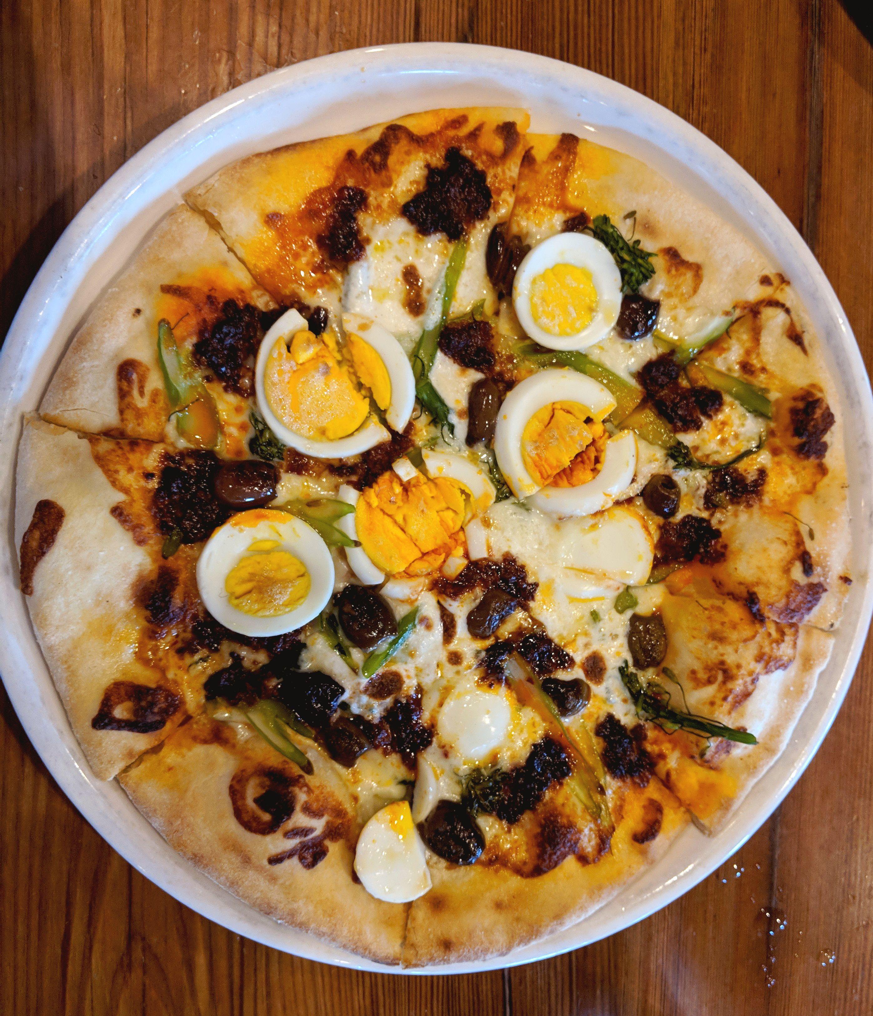 Osteria Tulia Naples Pizza Daily Special
