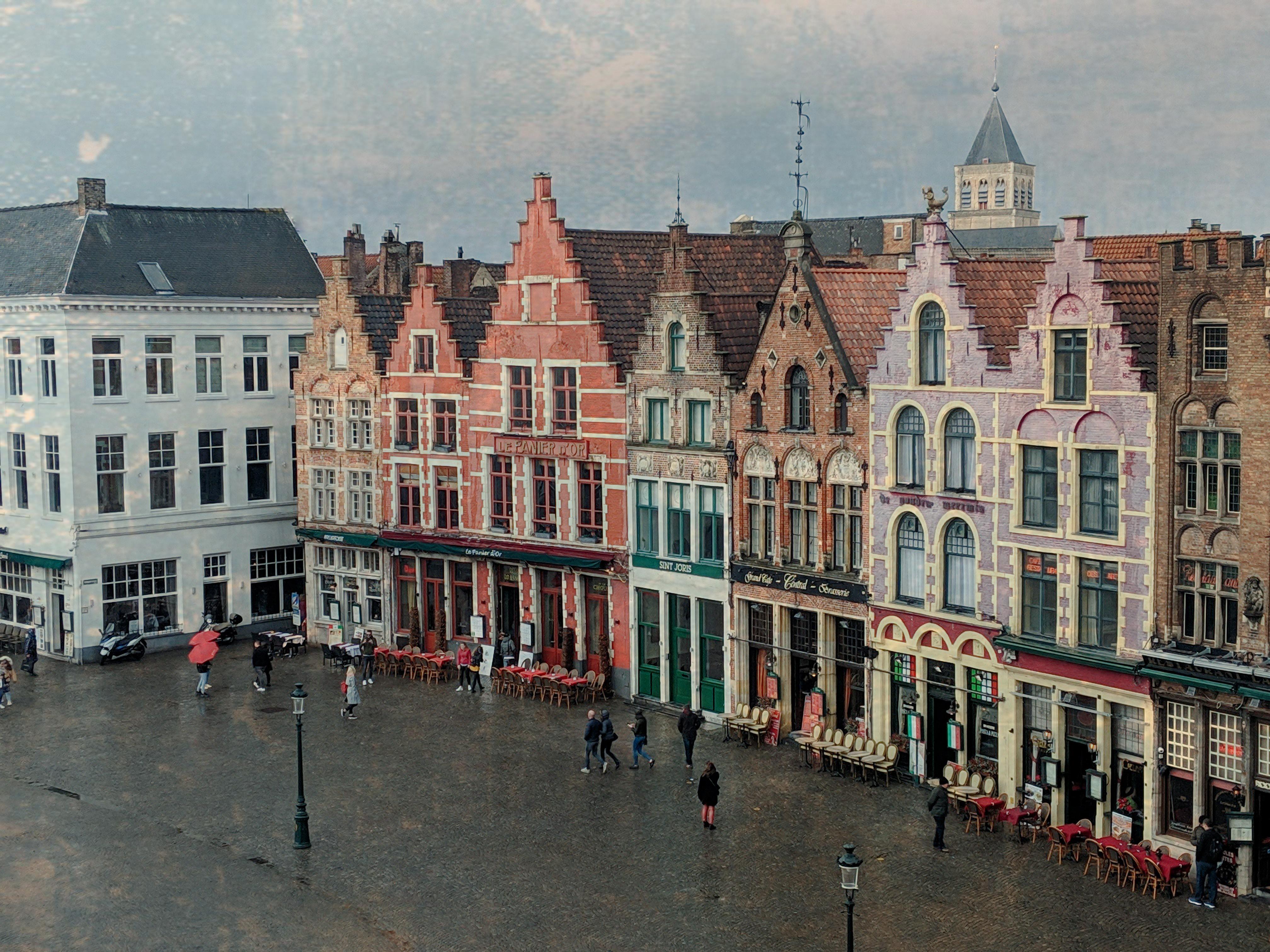 Historical Brugges