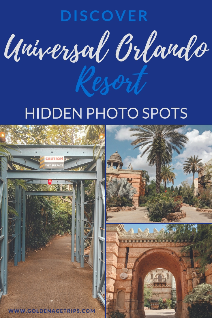 Discover Universal Orlando Resort Hidden Photo Spots -Are you looking for Universal Orlando Resort Hidden Photo Spots? Then, go with us, Universal Orlando Annual Passholders, to explore hidden and underrated photo locations at Universal Studios Florida, Universal Island's of Adventure, and More! #universalorlando #themeparks #florida