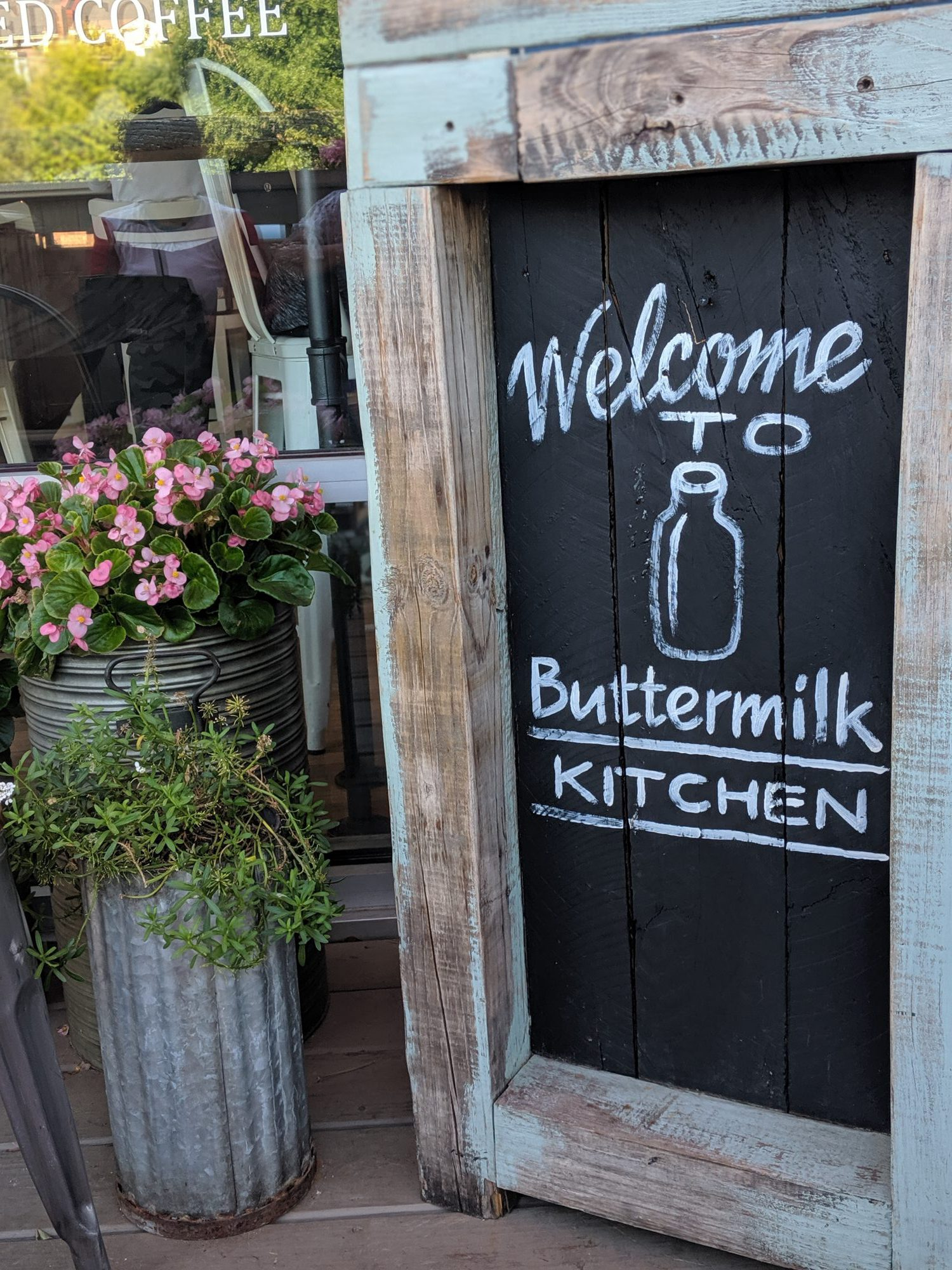 Buttermilk Kitchen Atlanta