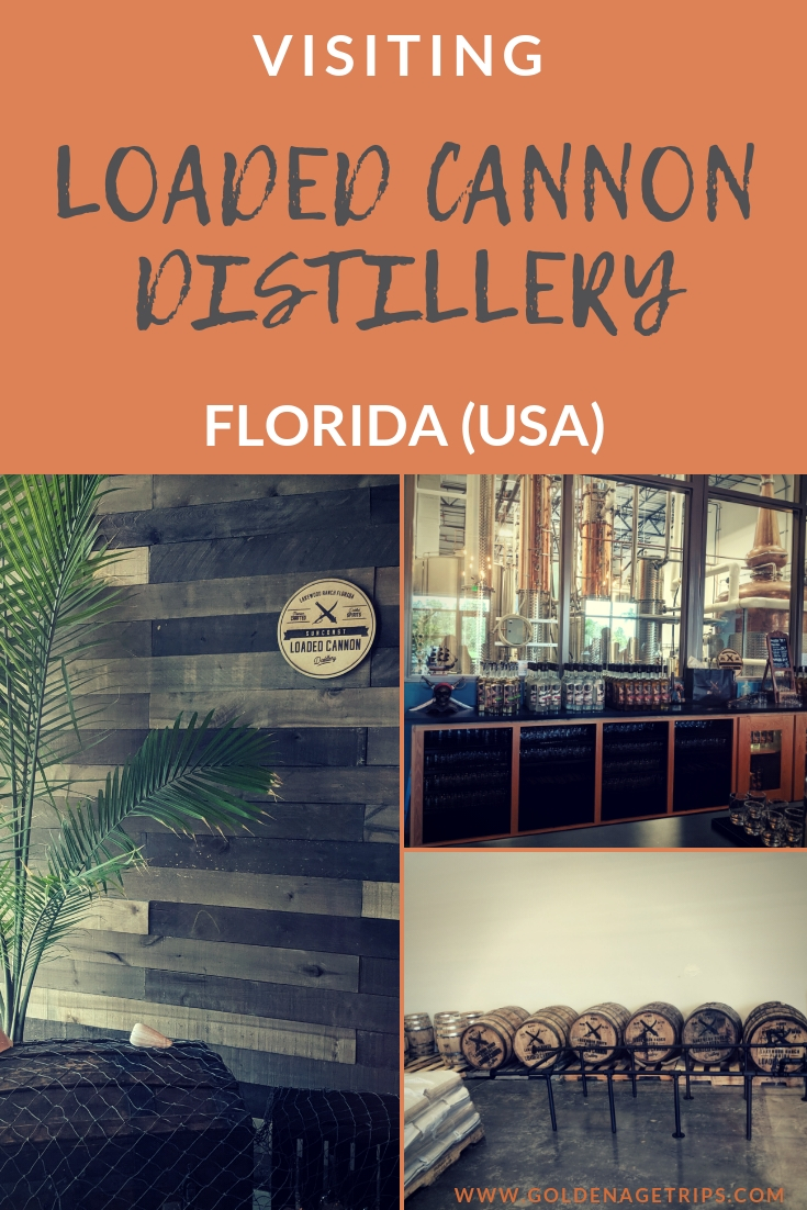 The story of Loaded Cannon Distillery (Lakewood Ranch, Florida) and its Pirates is not mine to tell. Nonetheless, I can tell you more about their tours and spirits. #lakewoodranch #florida #bradenton #sarasota #distillery