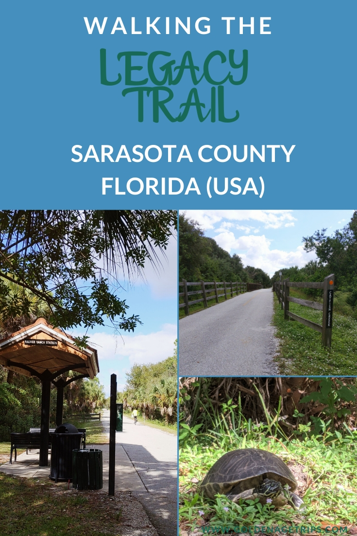 Take a stroll with us, and explore part of the Legacy Trail in Sarasota County. Popular with locals and visitors alike, you don't need a bike to enjoy it. #legacytrail #sarasota #venicefl #florida