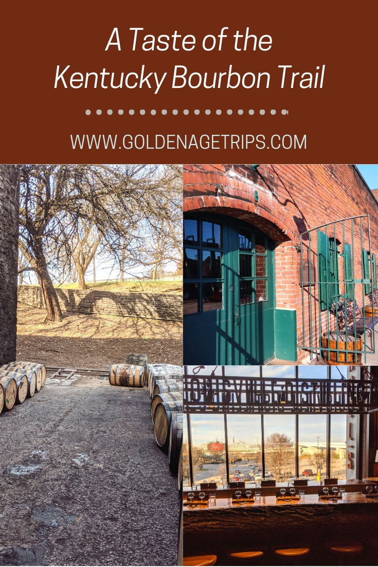 Planning to explore the Kentucky Bourbon Trail can feel overwhelming with so many choices. Perhaps, start with a taste instead. Featured distilleries include: Buffalo Trace, Woodford Reserve, Peerless Distilling, Angel's Envy & More.